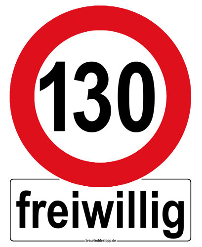 Tempo 130 freiwillig [Gemeinde]