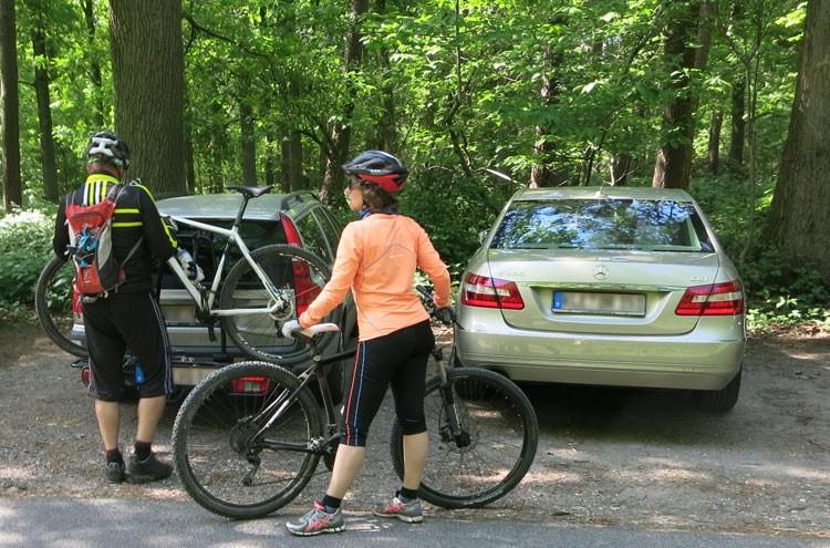 transport Mountainbike