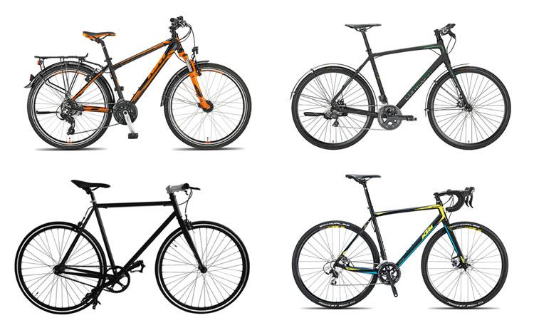 ATB, Fitnessbike und Crossbike Angebot