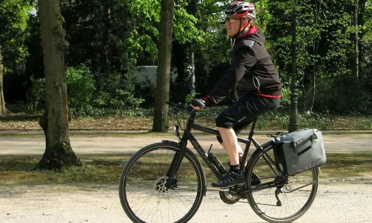 vielseitiges Trekkingrad