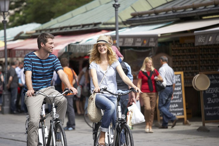 Citybike oder Trekkingrad