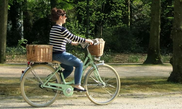 Gangschaltung beim Citybike