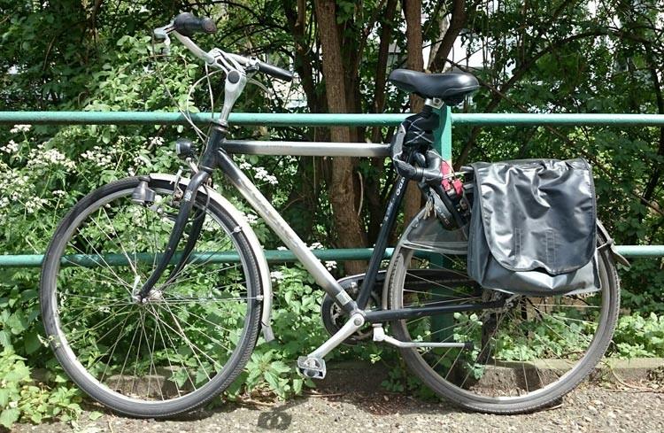 Bericht Citybike Gazelle