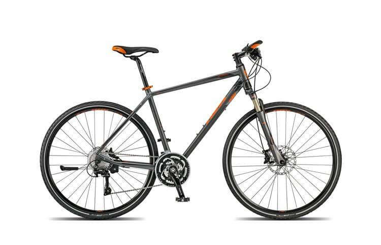 Fitnessbike, Crossbike, ATB