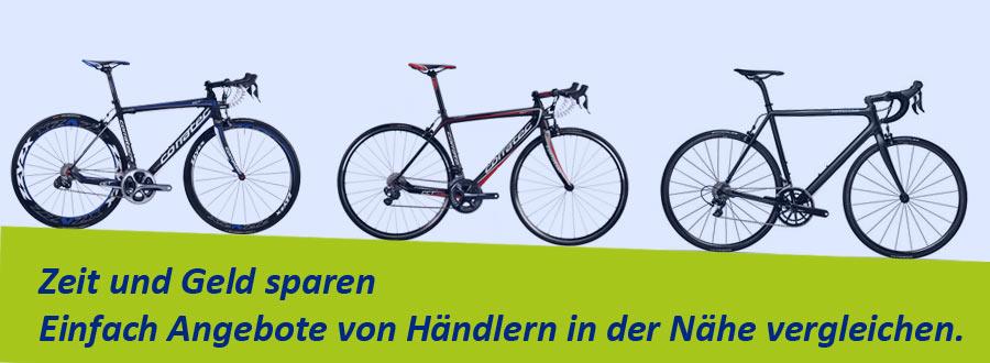 Neues Rennrad kaufen in Ulm - Fahrrad-kauf.com